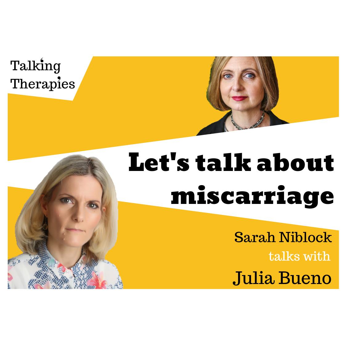 Julia Bueno podcast